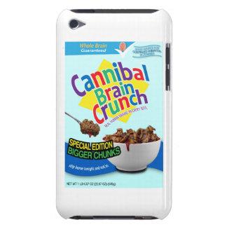 人食いの頭脳のクランチのIphoneの場合 Case-Mate iPod Touch ケース