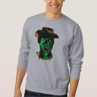 人食い「死んだ犬」ケリー-人のセーター スウェットシャツ