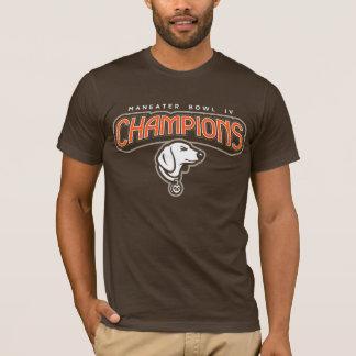 人食人種ボールIVのチャンピオンのウィーナー Tシャツ