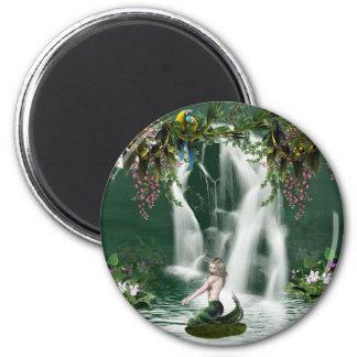 人魚のシャワーの磁石 マグネット