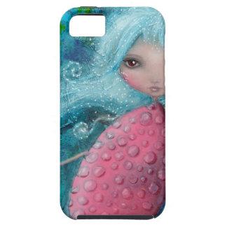 人魚のベビー iPhone SE/5/5s ケース