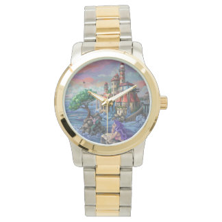 人魚の城 腕時計