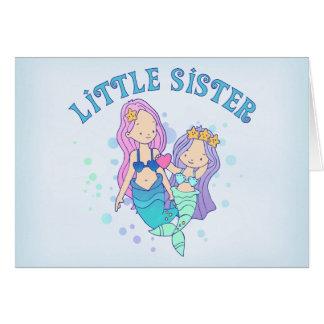 人魚の妹 カード
