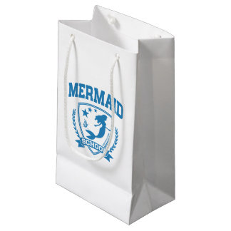 人魚の学校 スモールペーパーバッグ