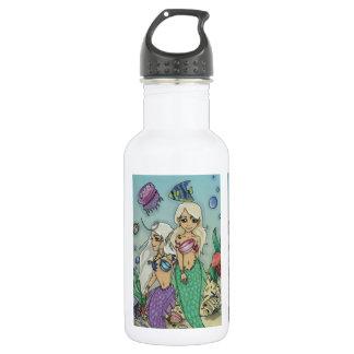 人魚の水中楽園 ウォーターボトル