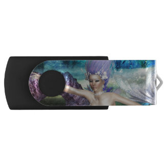 人魚の水泳 USBフラッシュドライブ