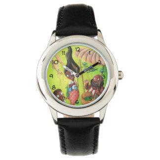人魚の系列 腕時計