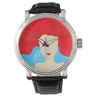 人魚の腕時計 腕時計