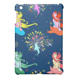 人魚の花火のiPad Miniの場合 iPad Miniケース