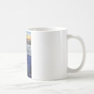 人魚の跳躍 コーヒーマグカップ