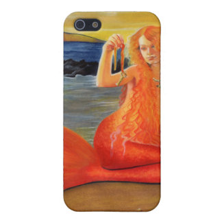 人魚の鍵のSpeckの場合 iPhone 5 カバー