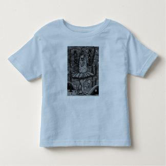 人魚のTシャツの幼児 トドラーTシャツ