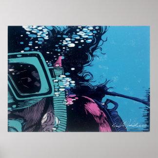 人魚ポスター ポスター