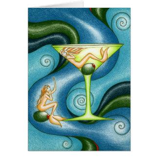 人魚マルティーニ カード