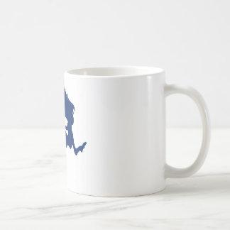 人魚海軍 コーヒーマグカップ