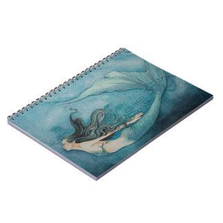 人魚 ノートブック