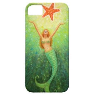 人魚「sの星のiPhone 5の場合 iPhone SE/5/5s ケース