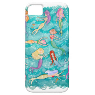 人魚- stephanieのcorfeeによる電話箱 iPhone SE/5/5s ケース