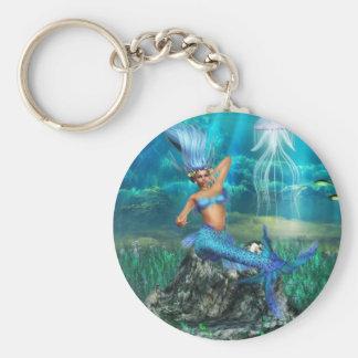 人魚Keychain キーホルダー