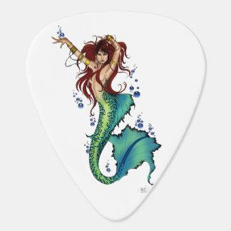 人魚Pin ギターピック