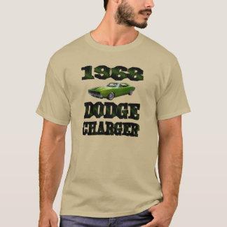 人1968のごまかしの充電器 Tシャツ