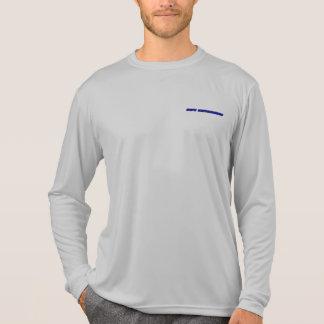 人504のアウトドアの長い袖の魚釣りのワイシャツ Tシャツ