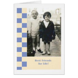 人、友人、兄弟及び親類のための誕生日 カード