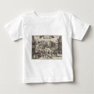 人Fawkesの実行 ベビーTシャツ