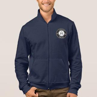 人PMAのヴィンテージのバッジ(日本語)トラックジャケット ジャケット