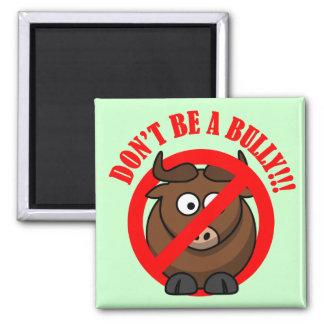 今いじめることを止めて下さい: いじめる防止をいじめないで下さい マグネット
