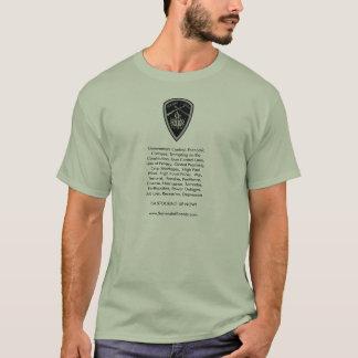 今はメンズTシャツの上の貯蔵 Tシャツ