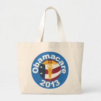 今オバマケア ラージトートバッグ