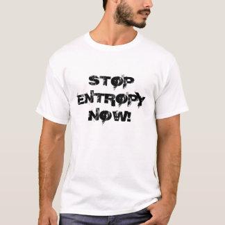 今停止エントロピー! Tシャツ