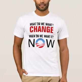 今変更 Tシャツ