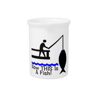 今度はこれは魚です ピッチャー