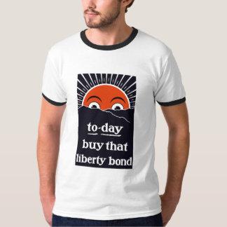 今日こと自由の結束買って下さい -- WW1 Tシャツ