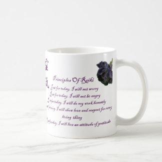 今日のための霊気の主義ちょうど コーヒーマグカップ