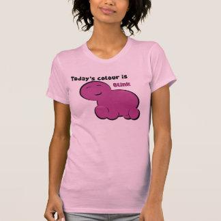 今日の色はきらめきです Tシャツ