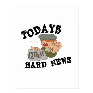 今日の重大ニュース ポストカード