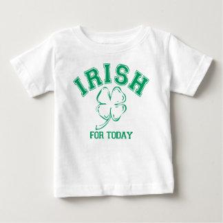 今日のTシャツのためのアイルランド語 ベビーTシャツ