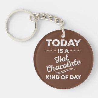 今日はココアの一種の日です キーホルダー