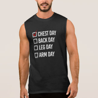 今日は箱日-訓練の   フィットネス- .pngです 袖なしシャツ
