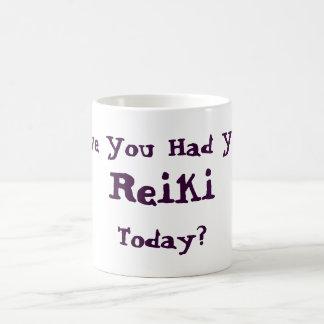 今日持っていました霊気をあります コーヒーマグカップ