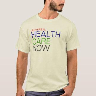 今普遍的なヘルスケア Tシャツ