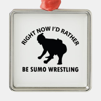 今私は相撲レスリングのギフト項目むしろ メタルオーナメント