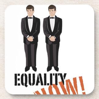 今結婚の平等! 飲み物コースター