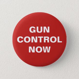 今銃砲規制 缶バッジ