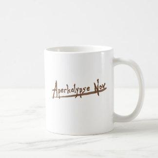 今Aperkalypse コーヒーマグカップ