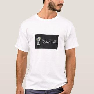 今Buycott! ユニセックスなTシャツ Tシャツ