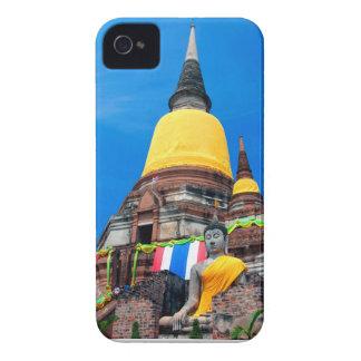 仏および塔 Case-Mate iPhone 4 ケース